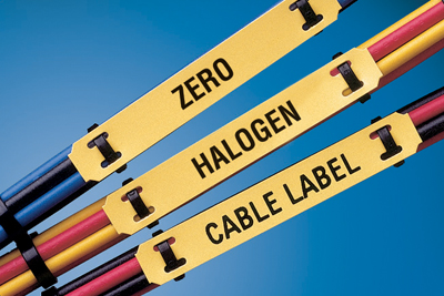 IS-Cabletec – HLX Cable Labels